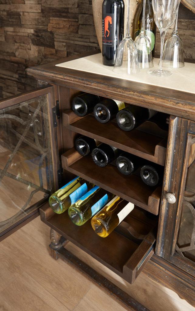 Hooker  5960-50002-MWD La Coste Wine Cellaret