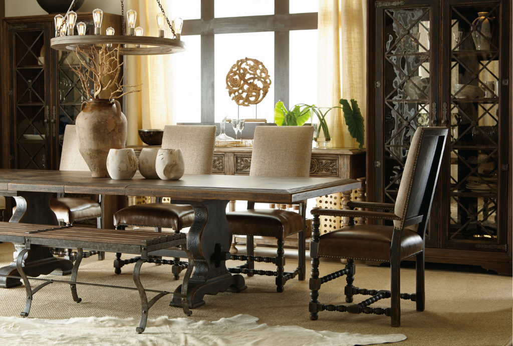 Hooker Hill Country Dining Room